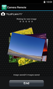 FUJIFILM Camera Remote- screenshot thumbnail