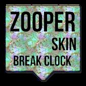 Break clock Zooper skin