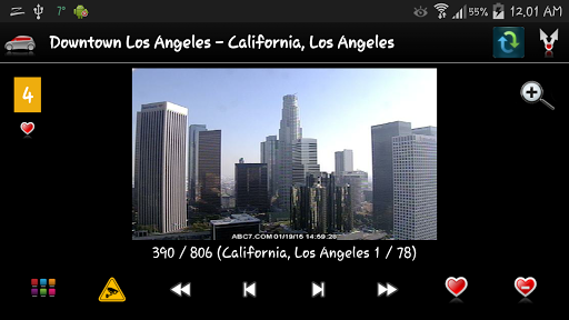 California Cameras - Traffic  screenshots 4