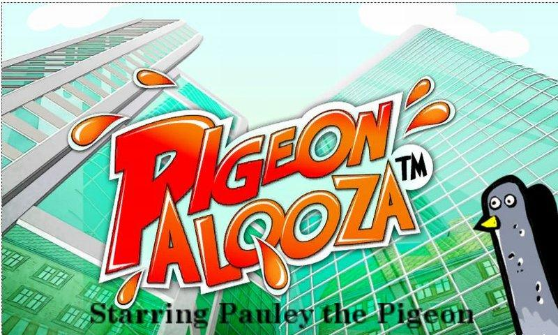 Pigeon Palooza TM - screenshot