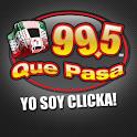 QuePasa99.5 logo