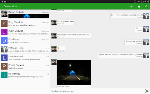 Conversations (Jabber / XMPP) 2.1.2 (Paid)