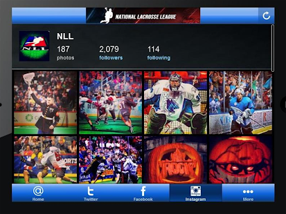 NLL Social - screenshot thumbnail