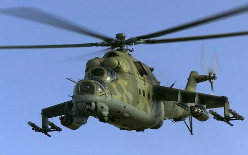ガンシップ:3Dヘリコプター