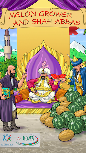 Melon grower and shah Abbas