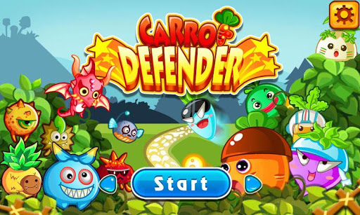 Carrot Defender Free