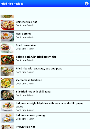 Fried Rice Easy Recipes Apps On Google Play
