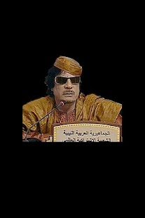 ‪Gaddafi Soundboard القذافي‬‎- screenshot thumbnail