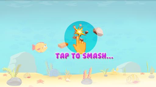 玩免費休閒APP 下載ダムスマッシュ - 魚の冒険 app不用錢 硬是要APP