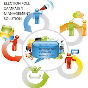 Election Vote Poll Campaign IN