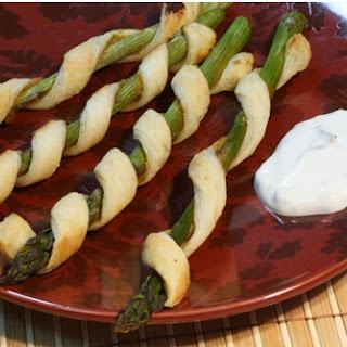 Bistro Asparagus Twists