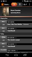 Screenshot of Dijit Universal Remote Control