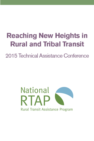 National RTAP Conference 2015