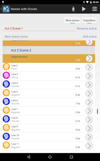 Screenshot for LineLearner in United States Play Store