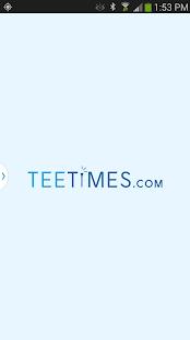 TeeTimes - screenshot thumbnail