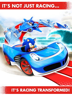 Sonic Racing Transformed Screenshot 17