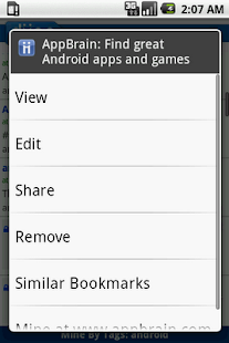 Diigo Bookmarks - screenshot thumbnail