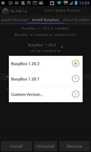 BusyBox Pro  screenshots 6