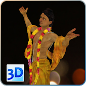 3D Caitanya Live Wallpaper