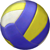 3D Ball Volleyball LWP