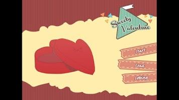 Screenshot of Sweety Valentine