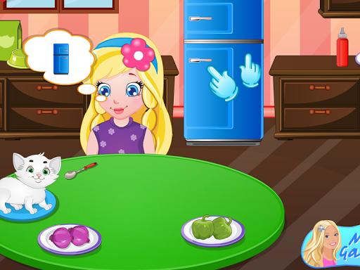 Baby Sofia White Kitty Game