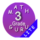Third Grade Kids Math Guru-L