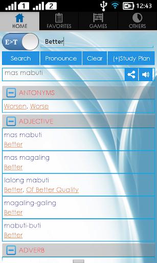 Filipino Dictionary