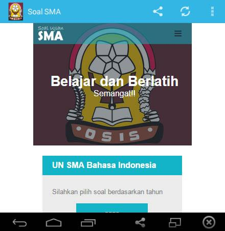 Soal Un Sma Android Apps On Google Play