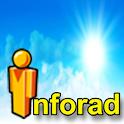 Inforad icon