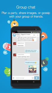 Talk.to - Fun Free Texting - screenshot thumbnail