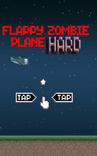 玩動作App|Flappy Zombie Plane Hard免費|APP試玩