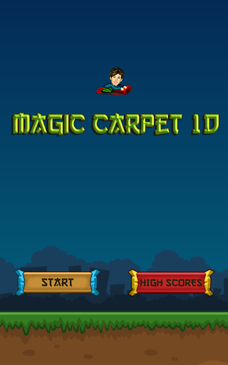Magic Carpet - One Direction