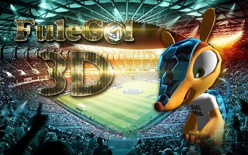FuleGol 3D Realidad Aumentad