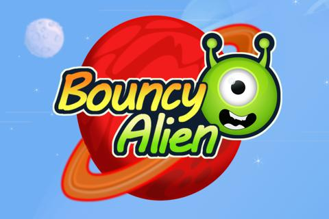 Bouncy Alien Fun