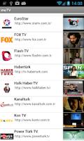 Screenshot of moTV