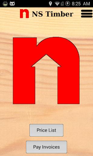 NS Timber Price List