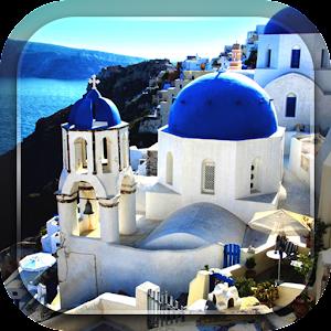 希臘聖托里尼 旅遊 App Store-愛順發玩APP