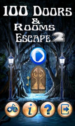 100 Doors Rooms Escape 2