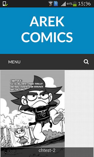 Arek Comics
