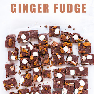 Ginger Fudge Recipe