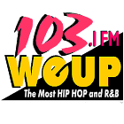 103.1 WEUP icon