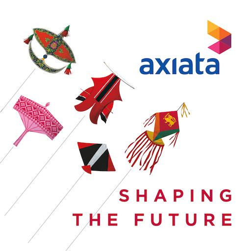 Axiata AR 2013 商業 App LOGO-APP試玩