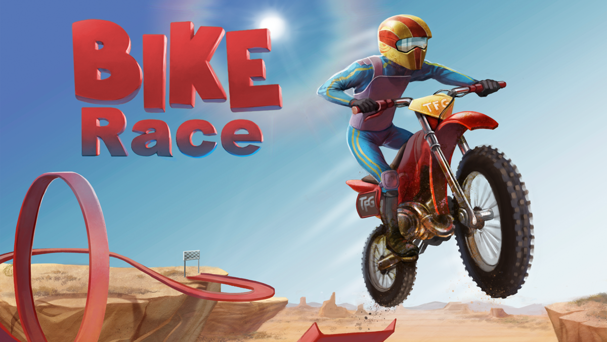 Bike Race Free - Top Free Game - screenshot