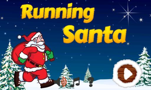 Funny santa - santa games