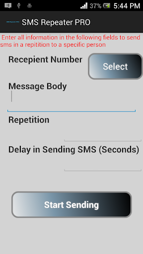 SMS Repeater Pro