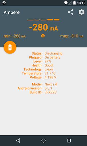 Ampere v3.11 screenshots 4