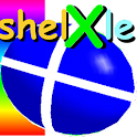 ShelXle.Droid icon