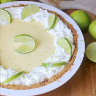 Perfect Key Lime Pie- Only 5 Ingredients