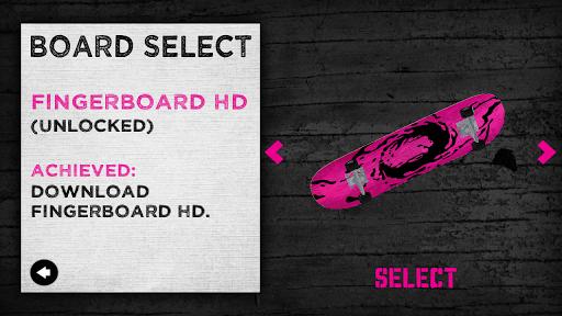 Fingerboard HD Skateboarding 3.1.5 screenshots 3